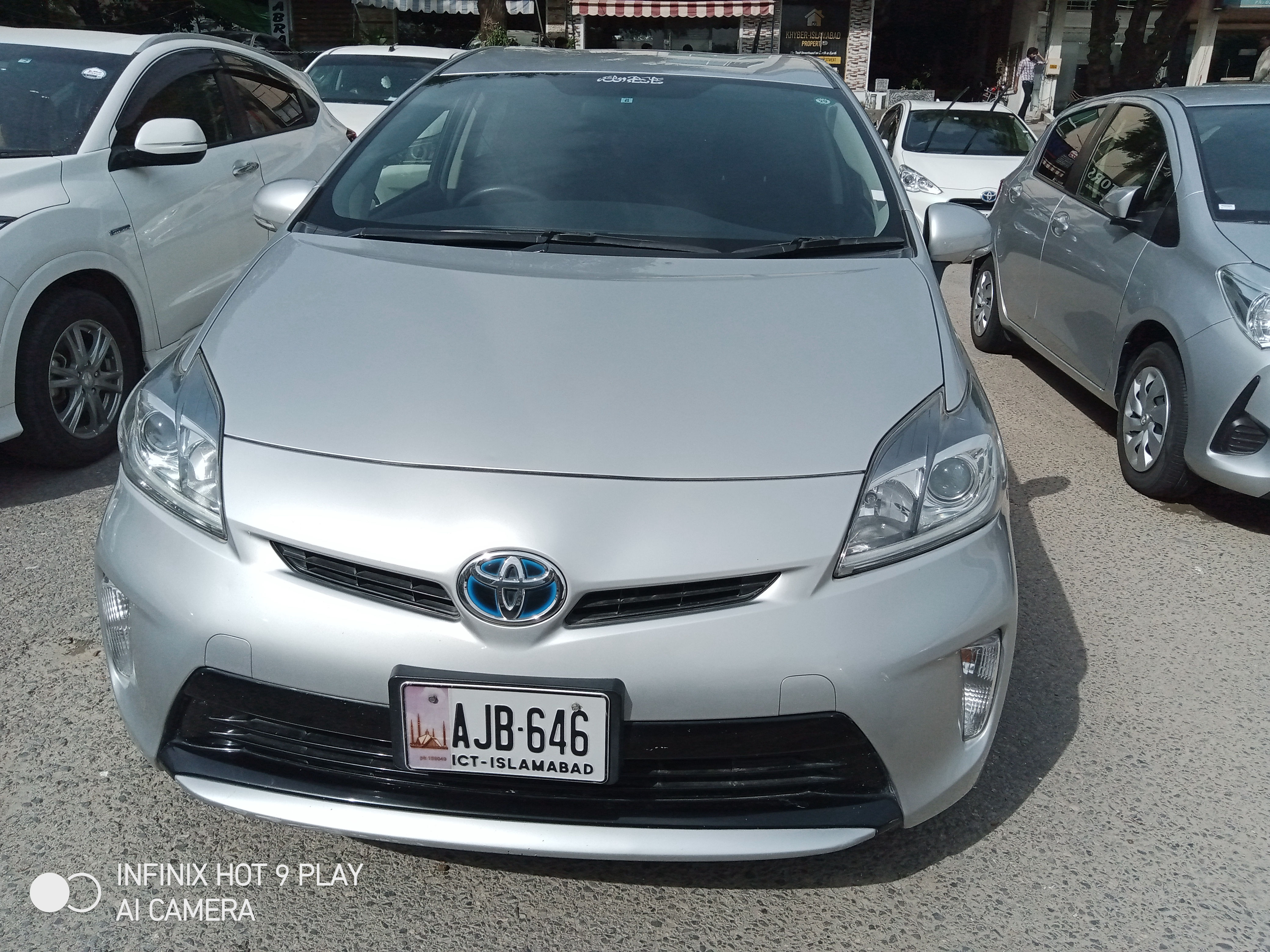 Toyota Prius S 1.8 2014