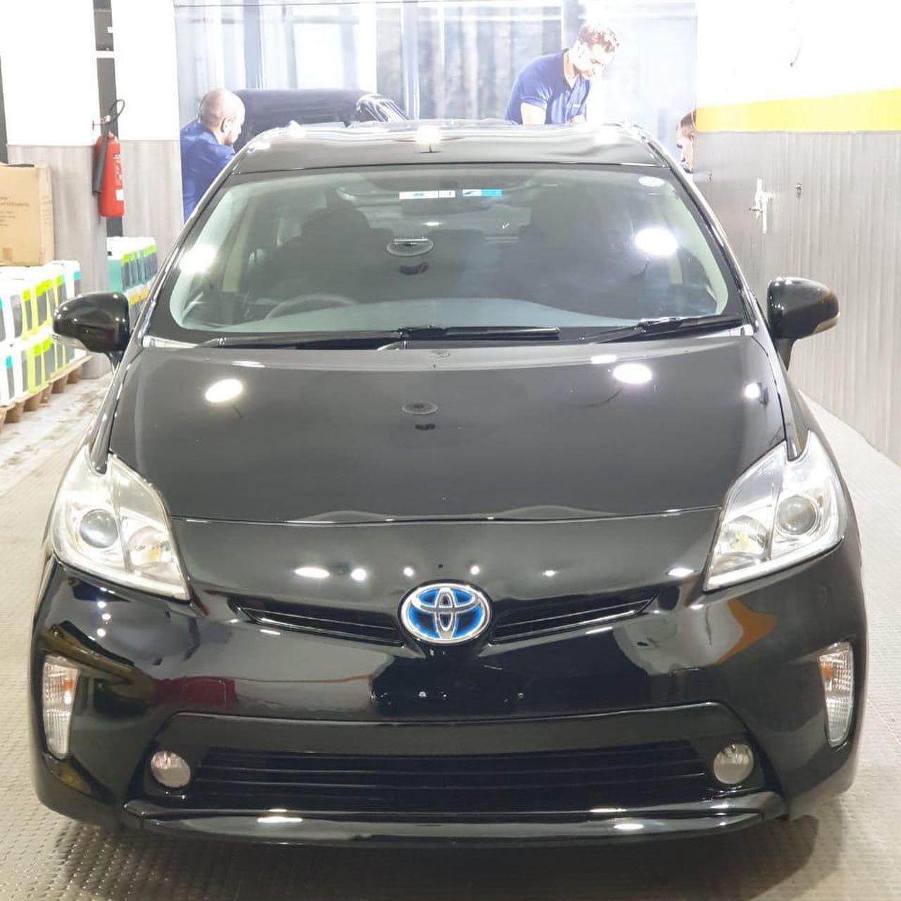 Toyota Prius S 1.8 2015