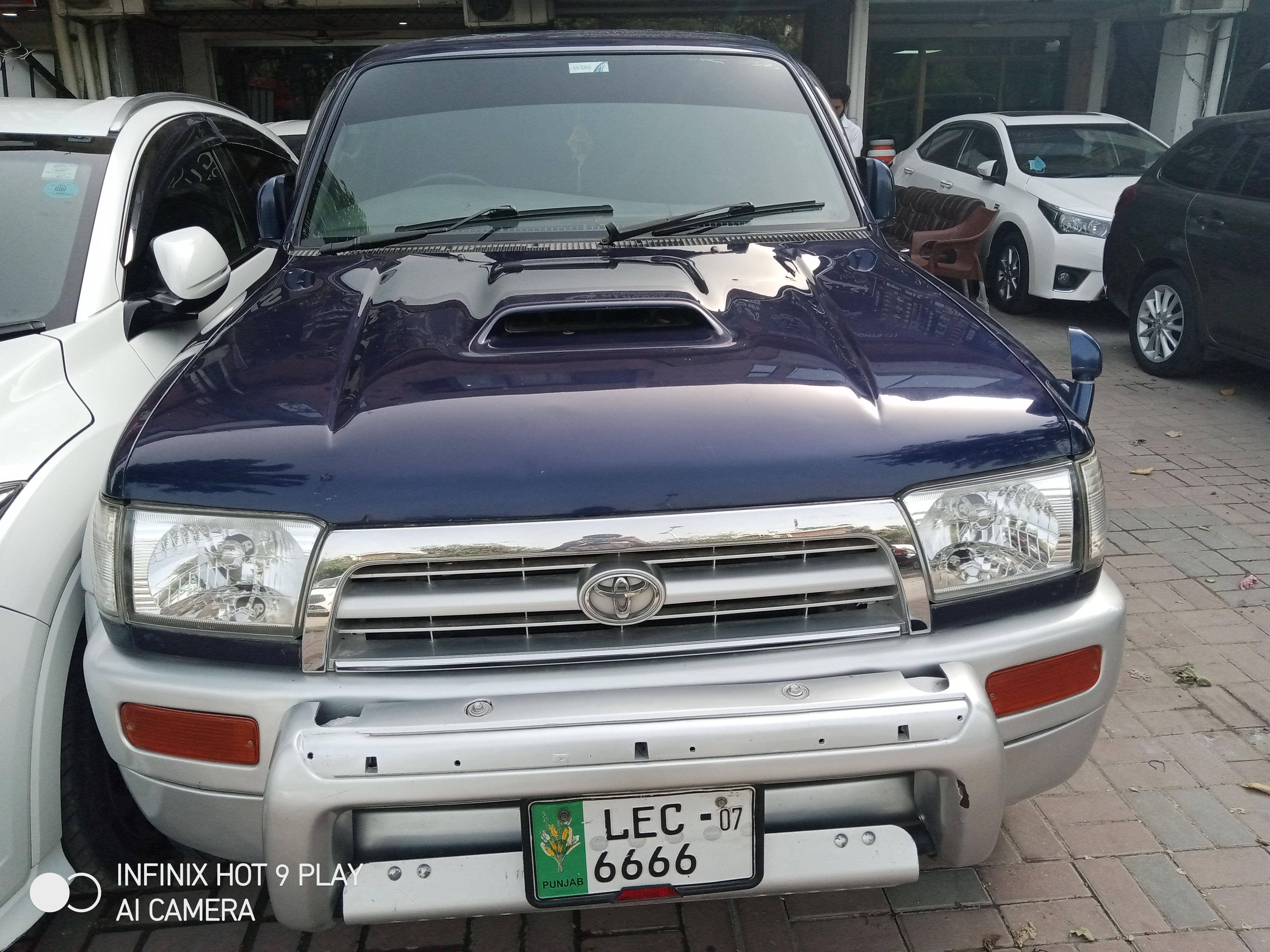 Toyota Surf SSR X 1997