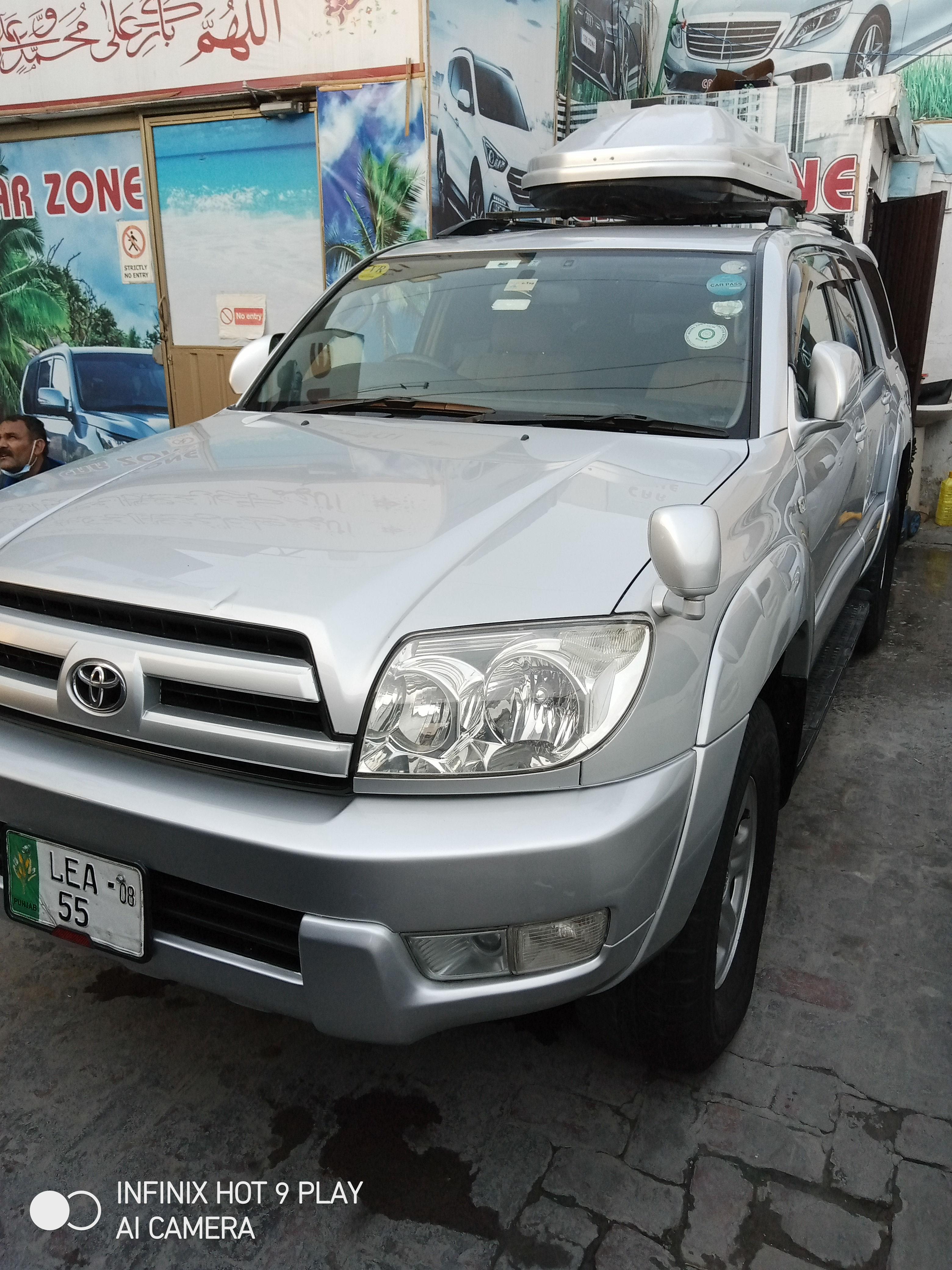 Toyota Surf SSR X 2008