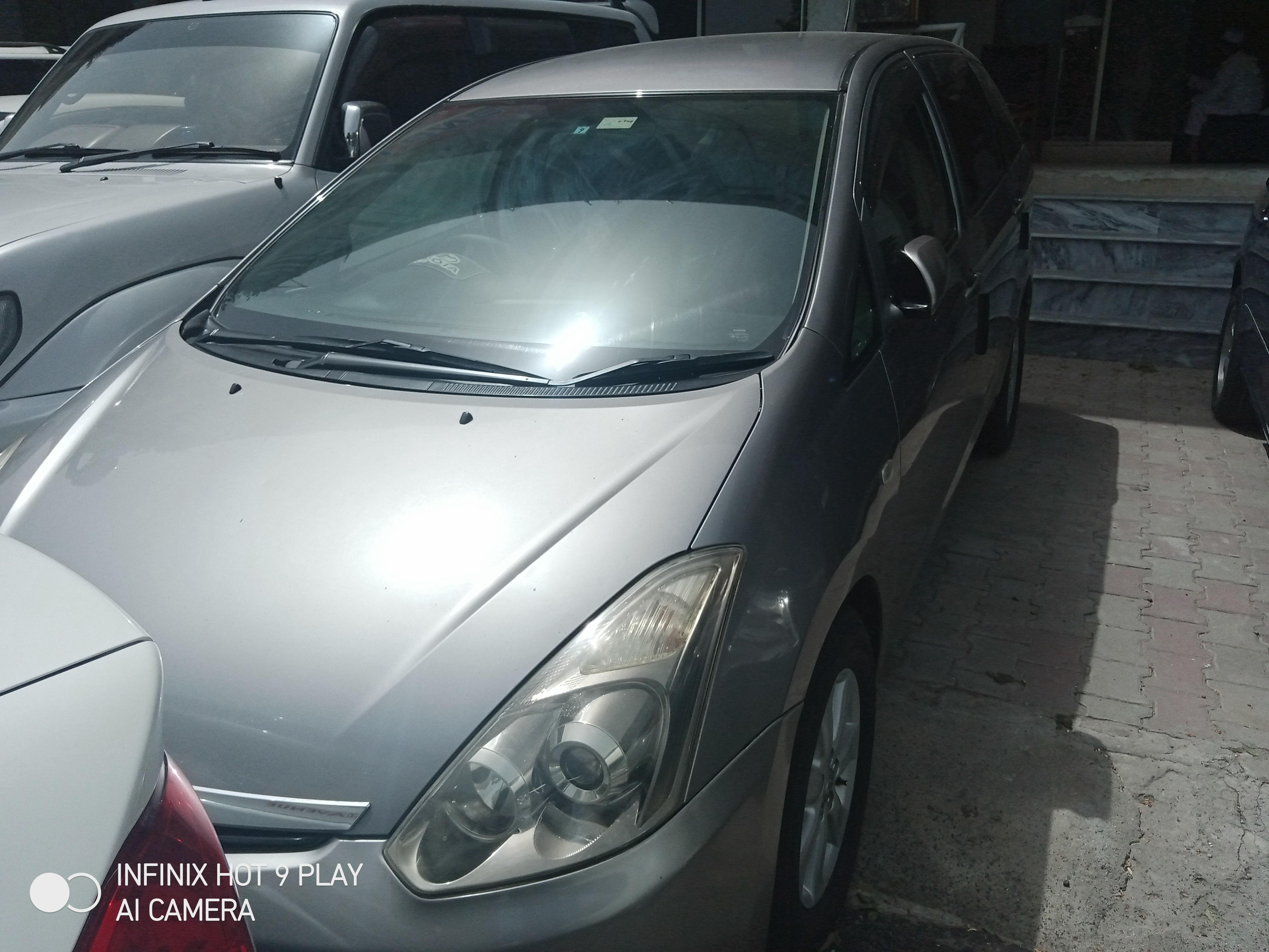 Toyota Wish 1.8X 2007
