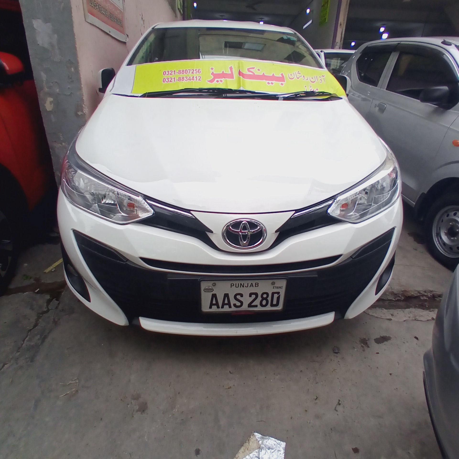 Toyota Yaris ATIV CVT 1.3 2021