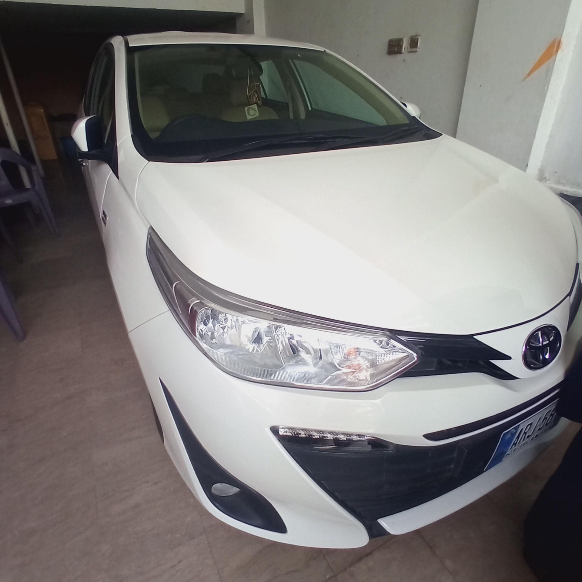 Toyota Yaris ATIV X CVT 1.5 2020