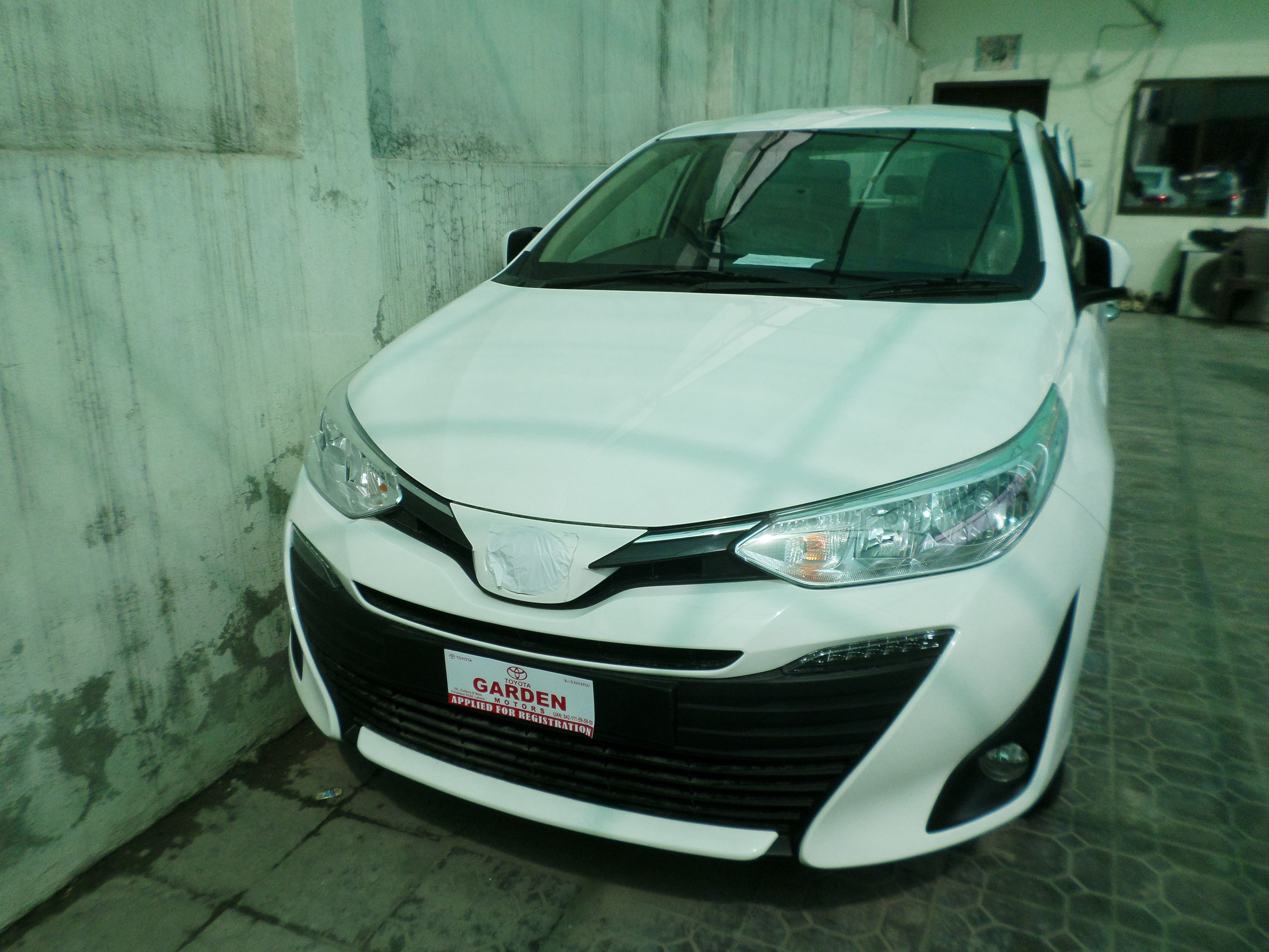 Toyota Yaris ATIV X CVT 1.5 2021