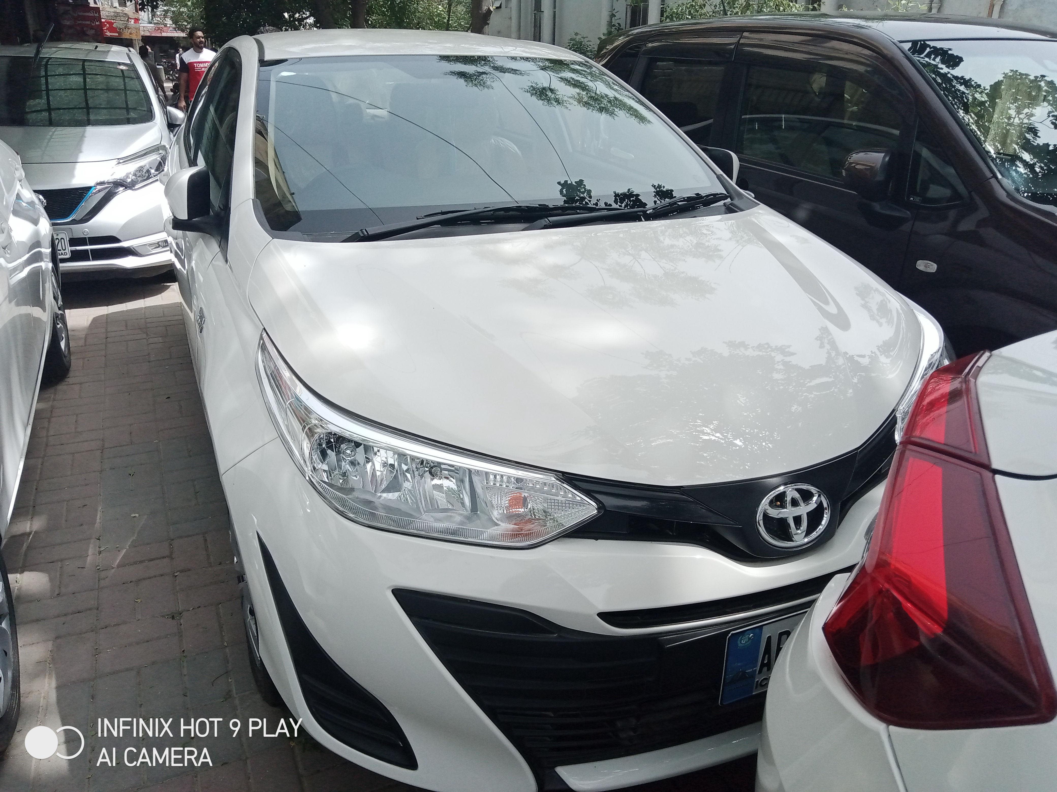 Toyota Yaris GLI CVT 1.3 2020